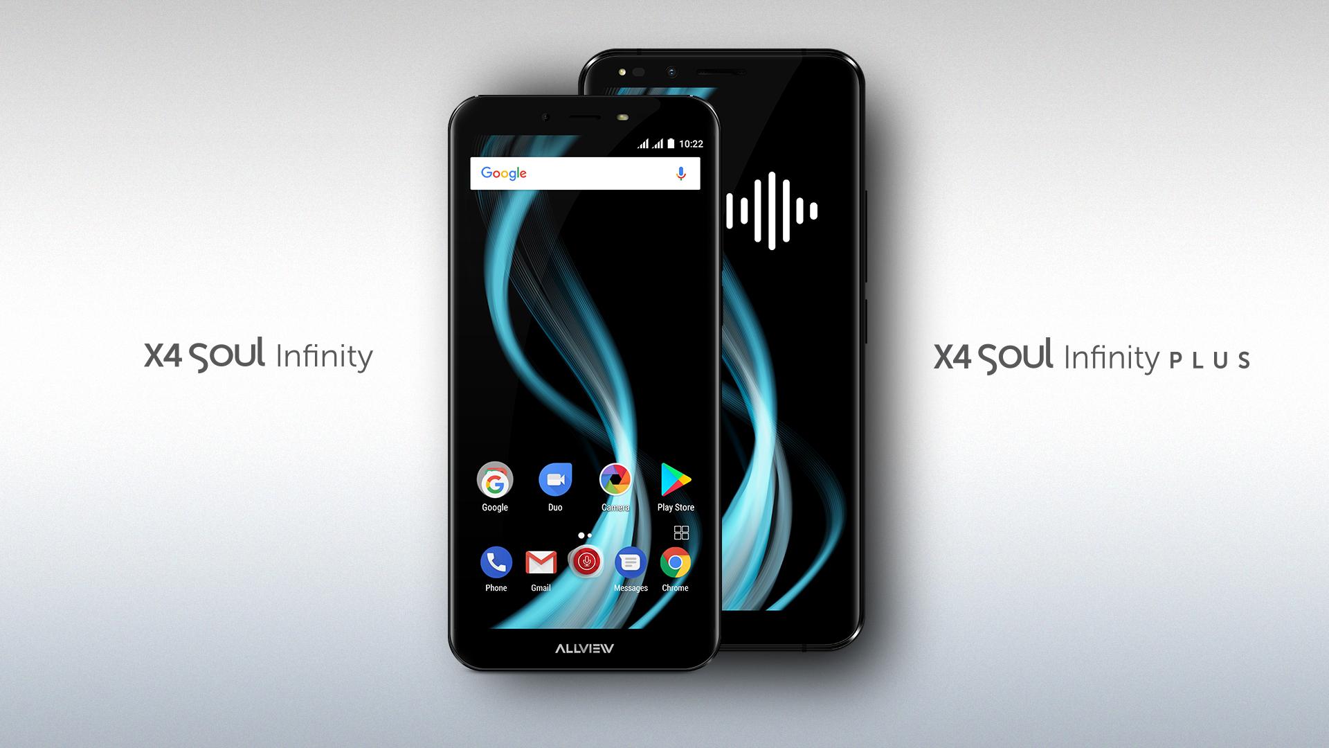 X4 Soul Infinity Plus