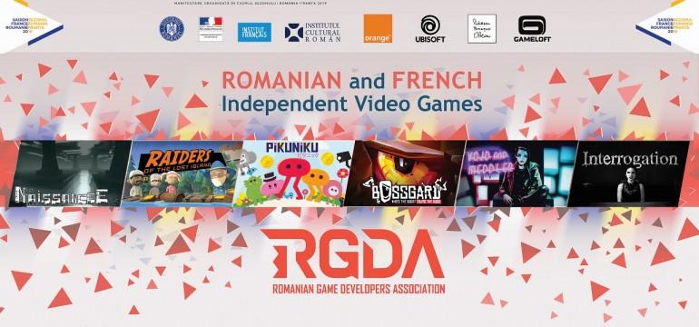 Cele mai importante jocuri independente românești și franceze ai ultimilor ani sunt prezente la East European Comic Con