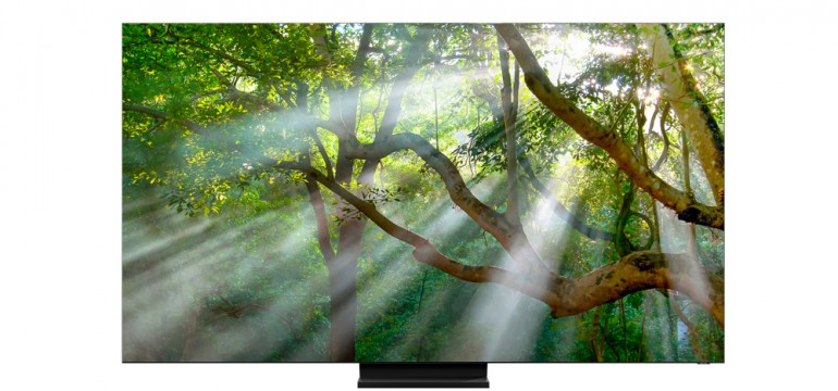Samsung Electronics dezvăluie noul televizor QLED 8K 2020 la CES