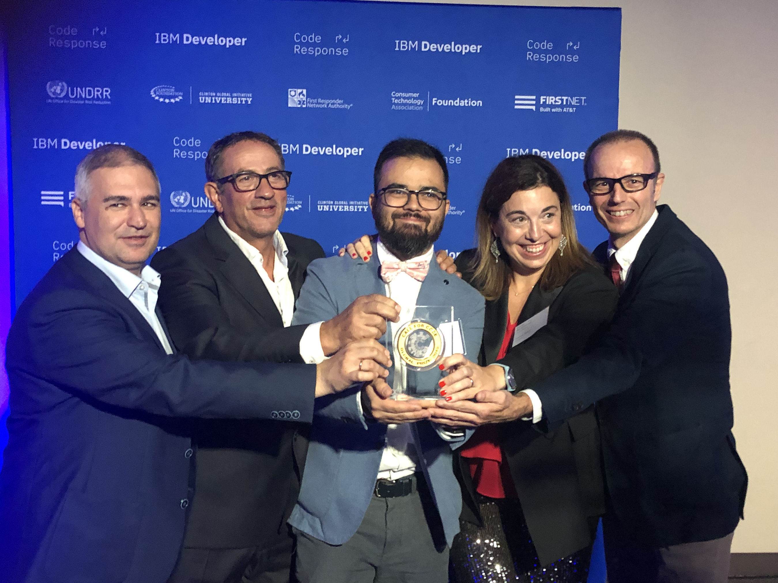 IBM Call for Code_Prometeo Award