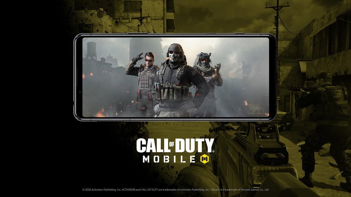Xperia 5 II_Call_of_duty
